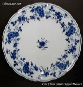 Picture of Fine China of Japan - Royal Meissen - Dinner Plate