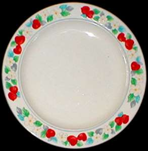 Picture of International - Berry Blossom 6666 - Dinner Plate