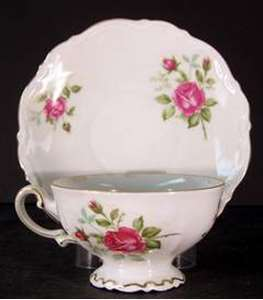 Picture of Mitterteich - Old Dresden Rose - Cup