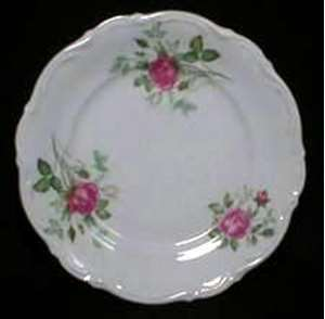 Picture of Mitterteich - Old Dresden Rose - Platter