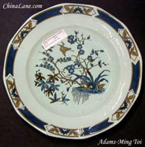 Picture of Adams - Ming Toi - Luncheon Plate