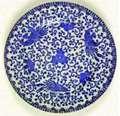Picture of Japan China - Phoenix Bird - Platter