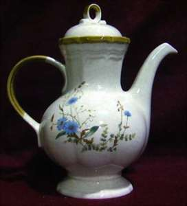 Picture of Mikasa - Blue Daisies EB804 - Coffee Pot