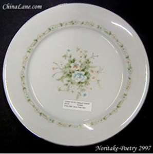 Picture of Noritake - Poetry 2997 - Bread Plate