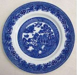 Picture of Meakin, Alfred - Blue Willow - Saucer
