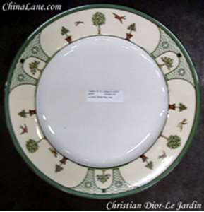 Picture of Christian Dior - Le Jardin - Salad Plate