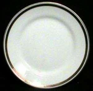 """Picture of Noritake - Crete - Relish 8 1/4"""""""