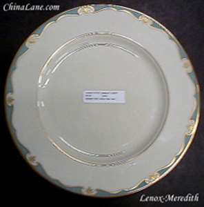 Picture of Lenox - Meredith~Turqoise - Dinner Plate
