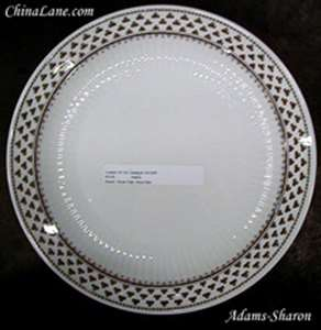 Picture of Adams - Sharon - Dinner Plate