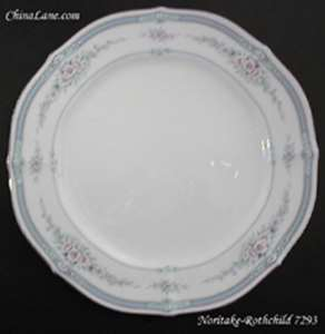 Picture of Noritake - Rothschild 7293 - Dinner Plate