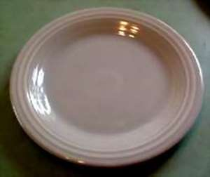 Picture of Homer Laughlin - Fiesta ~ Gray - Luncheon Plate