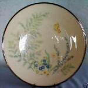 Picture of Lenox - Cinderella ~ Butterrfies - Dinner Plate