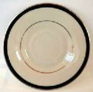 Picture of Lenox - Black Royale - Oval Bowl