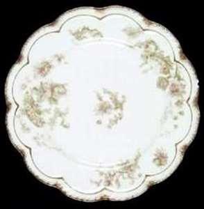 Picture of Haviland - Schleiger #235B - Leaf Shape Dish