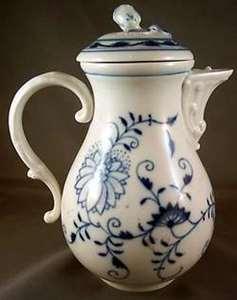 Picture of Meissen - Blue Onion (Oval Mark) - Coffee Pot