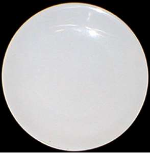Picture of Hutschenreuther - Favorit White Undec. - Round Vegetable Bowl