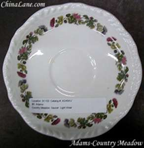 Picture of Adams - Country Meadow - Saucer