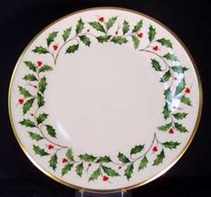 Picture of Lenox - Holiday - Bread Plate