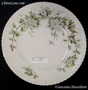 Picture of Franconia - Hawthorn - Bread Plate