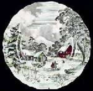 Picture of Meakin, J.G. - Welcome Home - Cup and Saucer