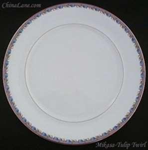 Picture of Mikasa - Tulip Twirl - Salad Plate