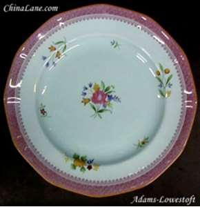 Picture of Adams - Lowestoft~Older - Salad Plate