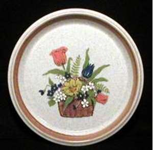 Picture of Mikasa - Garden Bouquet F5815 - Salad Plate