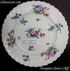 Picture of Newport - NE7 (Clarice Cliff) - Bread Plate