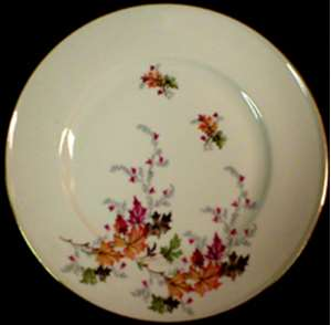 Picture of Chalfonte - Indian Summer - Bread Plate