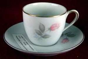 Picture of Noritake - Roseville 6238 - Demitasse Cup and Saucer
