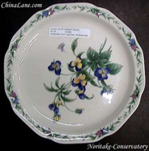Picture of Noritake - Conservatory 7915 - Salad Plate