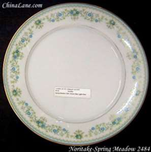 Picture of Noritake - Spring Meadow 2484 - Dinner Plate