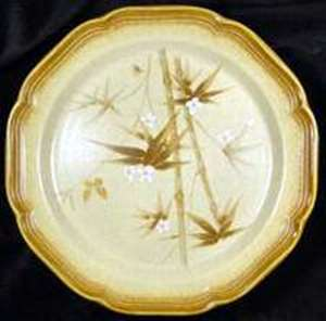 Picture of Mikasa - Bamboo Grove E8014 (Whole Wheat) - Dinner Plate