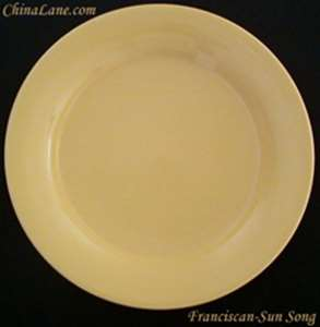 Picture of Franciscan - Sun Song - Dinner Plate