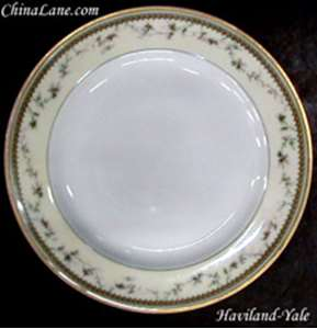 Picture of Haviland - Yale - Luncheon Plate
