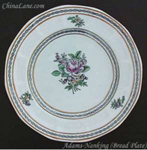 Picture of Adams - Nanking - Bread Plate