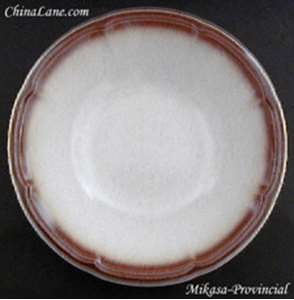 Picture of Mikasa - Provincial JC000 - Cereal Bowl