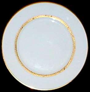 Picture of Furstenberg - Golden Laurel - Bread Plate