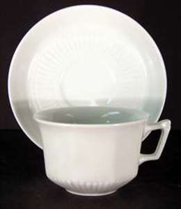 Picture of Adams - Empress White - Saucer