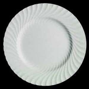 Picture of Burleigh - Queen's White - Snack Set
