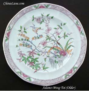 Picture of Adams - Ming Toi ~ Older - Dinner Plate