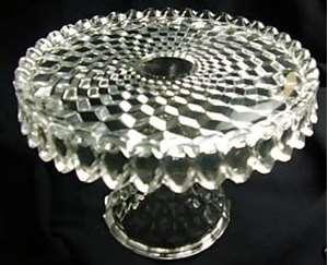 Picture of Fostoria - American - Bread Plate