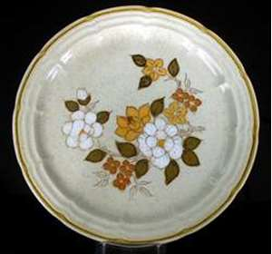 Picture of Crown Manor - Autumn Blossom - Bread Plate