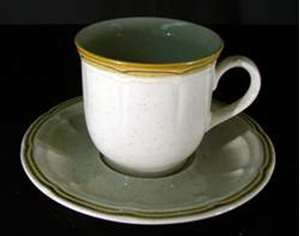 Picture of Crown Manor - Autumn Blossom - Cup and Saucer
