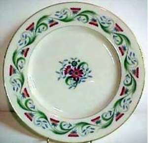 Picture of Lenox - Monterey O301 - Bread Plate