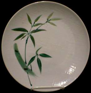 Picture of Japan China - Bamboo - Bread Plate