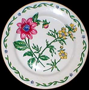 Picture of International - Terrace Blossoms - Salad Plate
