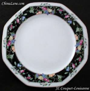 Picture of Coquet, J. L. - Louisiane - Cup and Saucer