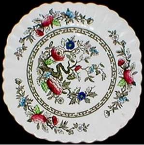 Picture of Meakin, J.G. - Kashmir - Dessert Plate