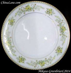 Picture of Mikasa - Greenbriar L2014 - Dinner Plate